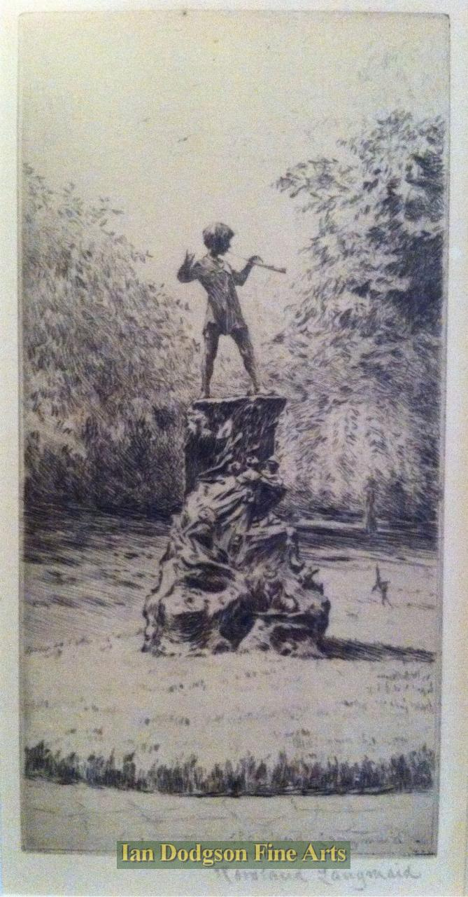 Peter Pan by Rowland Langmaid