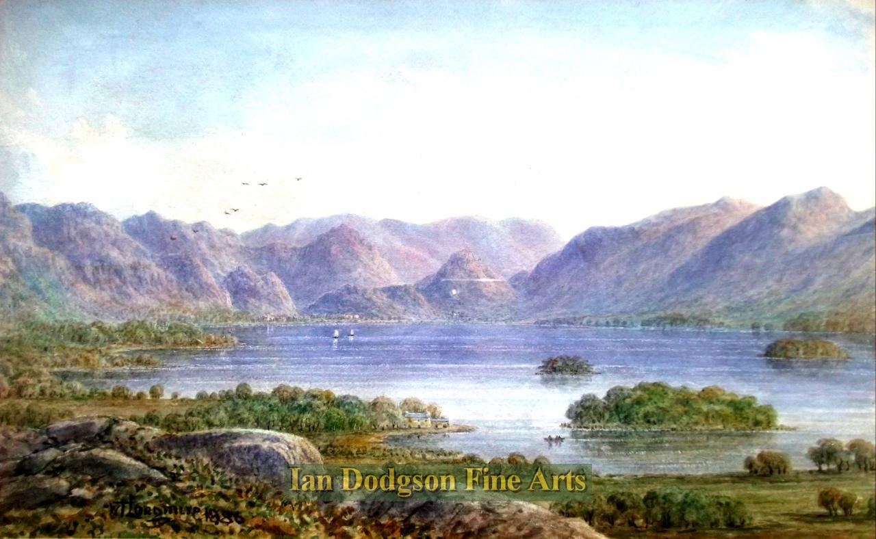 Derwent Water by William Taylor Longmire