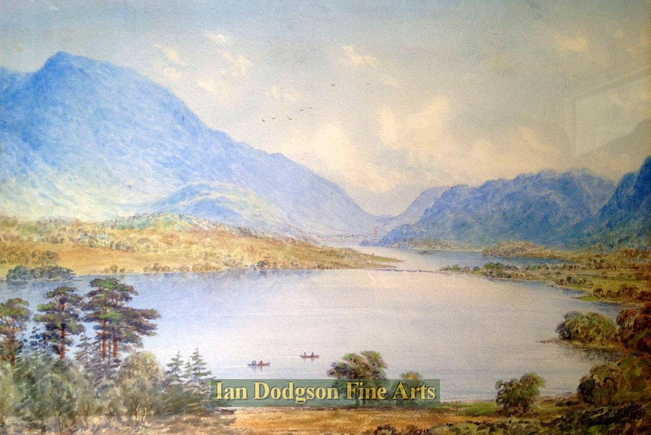 Thirlmere by William Taylor Longmire