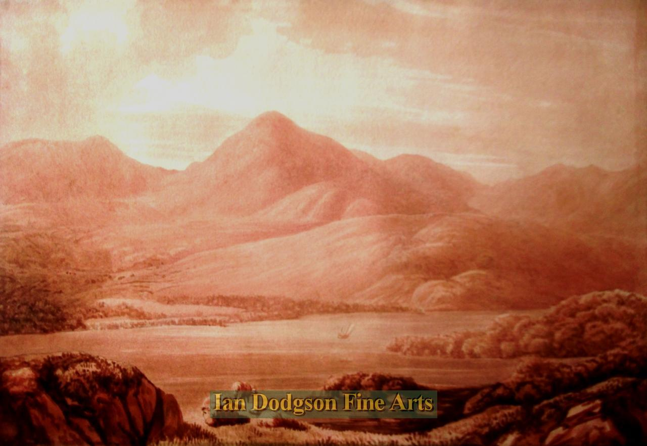 Jane Green - Man Mountain on Coniston