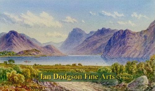 In the Lakes, Enerdale by William Taylor Longmire