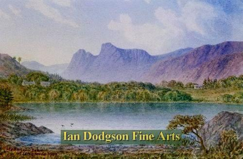 The Langdale Pikes by William Taylor Longmire