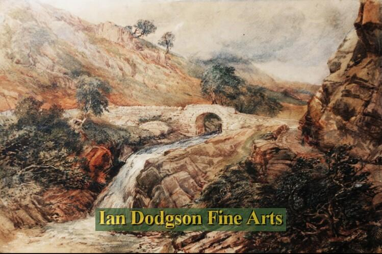 David Cox Jnr - Under Coniston Old Man